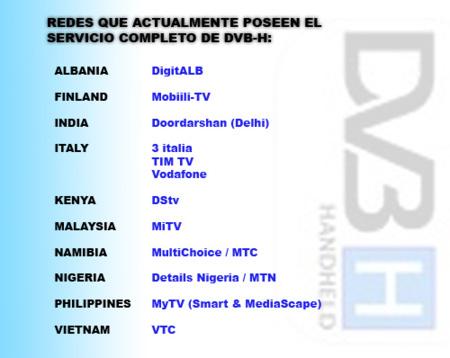 Nokia admite que DVB-H sigue sin despegar