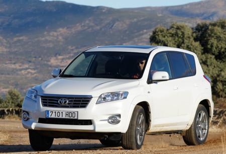 Toda la gama Toyota incorpora los controles de tracción y de estabilidad, así como el ABS