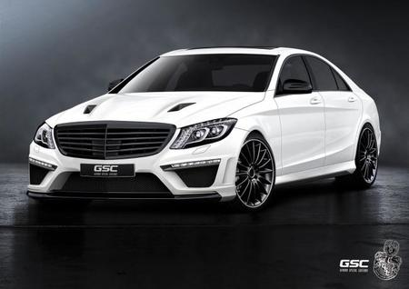 German Special Customs Mercedes-Benz Clase S