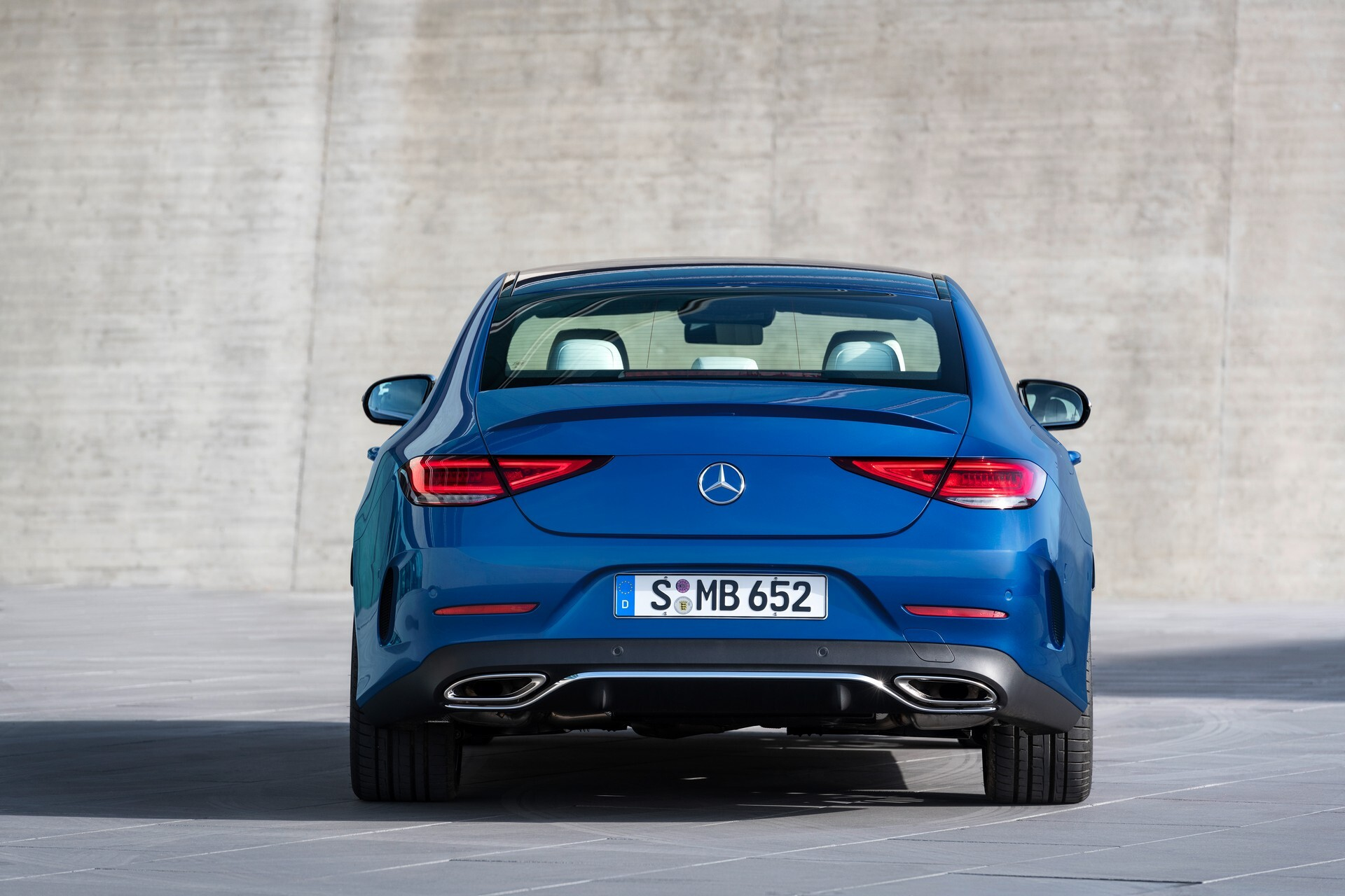 Foto de Mercedes-Benz CLS 2022 (16/63)