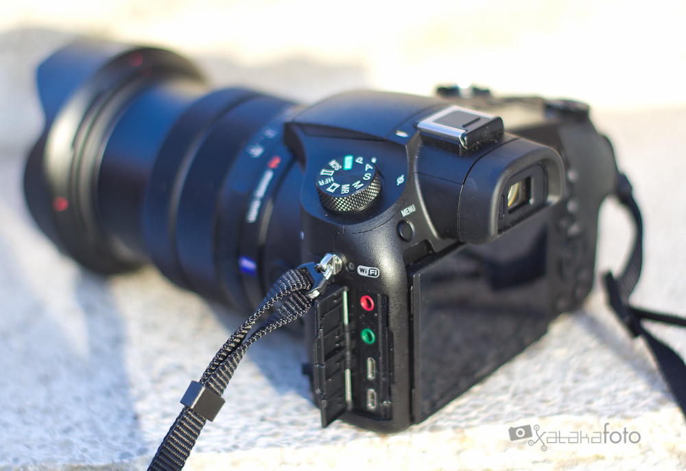 Muestras Sony RX10 IV