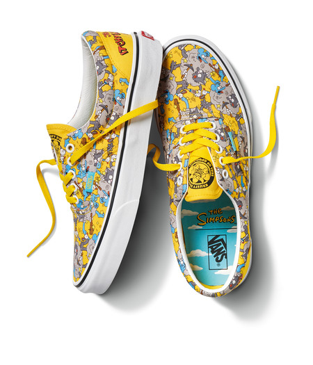Fa20 Lifestyle Vn0a4bv41uf Vansxthesimpsons Era Itchy Scratchy
