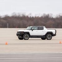 GMC Hummer EV comienza sus pruebas en la temporada más fría del año