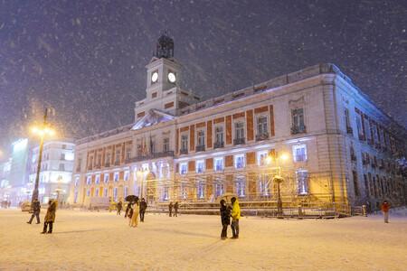 Madrid Nieve 1