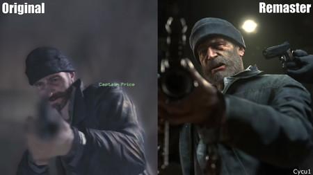 Call of Duty: Modern Warfare 2 Campaign Remastered nos muestra cómo ha mejorado en un par de vídeos comparativos con el juego original