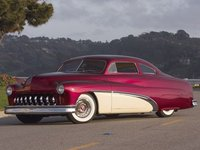 1951 Mercury Coupé 'Scarlet & Cream'