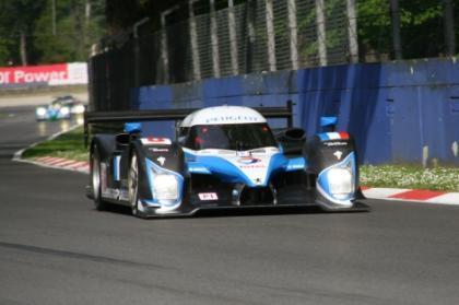 Peugeot domina la primera sesión de entrenamientos en Le Mans