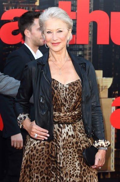 Helen Mirren más rocker que nunca