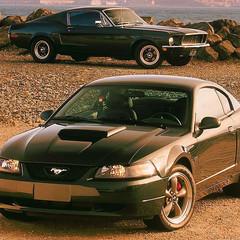Foto 7 de 19 de la galería ford-mustang-bullitt-2001 en Motorpasión