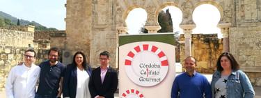 Doce estrellas Michelin brillarán en octubre en la 5ª edición de Córdoba Califato Gourmet