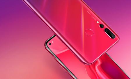 El Huawei Nova 4 en cinco claves: pantalla con agujero y 48 megapíxeles para el nuevo gama alta chino