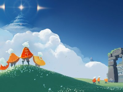 Aquí tienes un adelanto de la exquisita B.S.O. de Sky, lo nuevo de los creadores de Journey