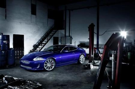"Jaguar XKR ""Speed Pack"""