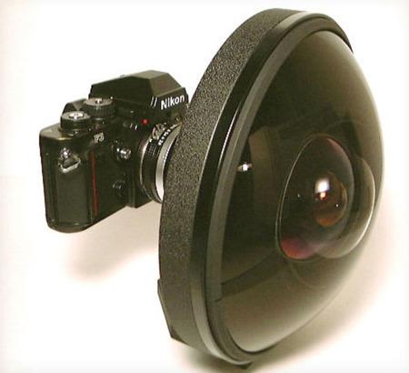 Se vende excepcional y raro Ojo de Pez Nikon 6mm f2.8 en Londres
