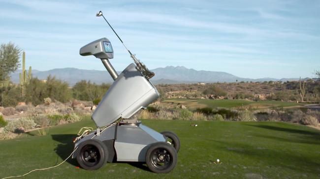 Robot Golf