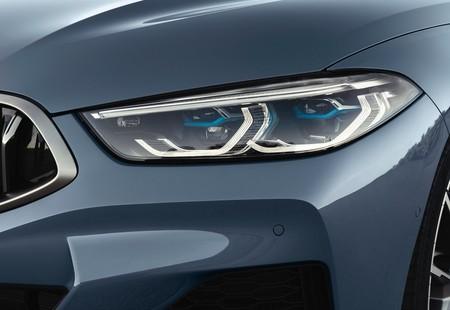 Sale a la luz la primera imagen del nuevo BMW Serie 8 Gran Coupé
