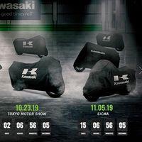 Kawasaki presentará cinco motos nuevas este otoño: dos en Tokyo y tres en Milán