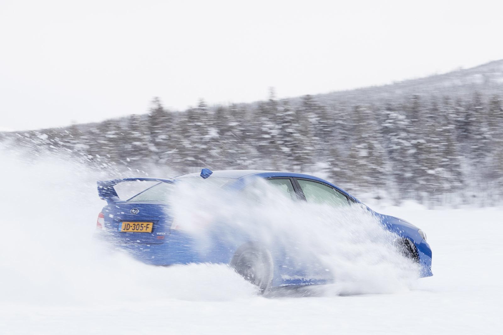 Foto de Subaru Snow Drive 2016 (108/137)