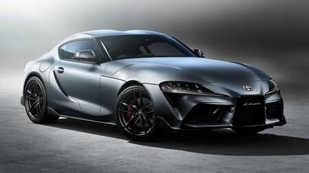 Toyota Supra 35th Anniversary Edition 2021