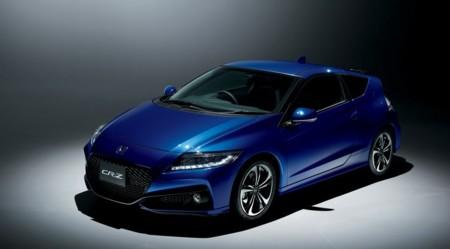 Honda CR-Z Alpha Final Label: Así termina la historia del coupé híbrido de Honda
