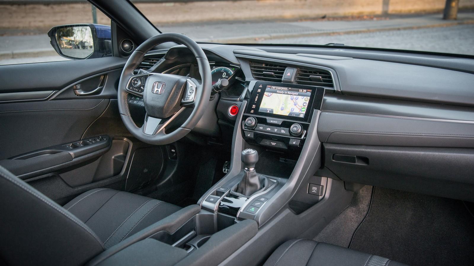 Foto de Honda Civic 5 puertas (12/18)