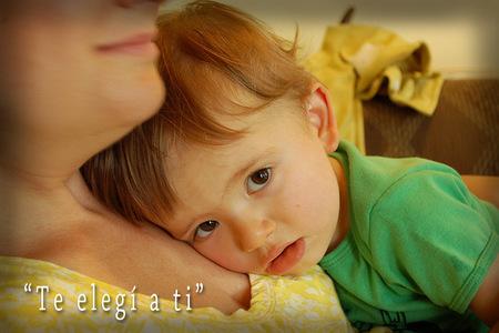 """Un poema para el Día de la Madre'12: """"Te elegí a ti"""""""