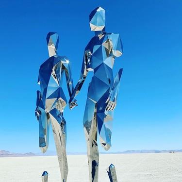 Las montajes más increíbles que nos deja el festival Burning Man 2019