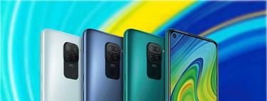 Gran autonomía, cámara cuádruple y precio brutal: el aspirante a superventas Xiaomi Redmi Note 9 de 128GB a 167 euros en Amazon
