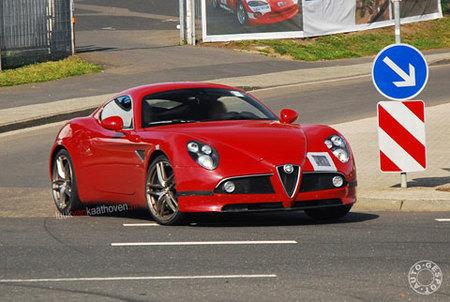 Alfa 8C Competizione GTA