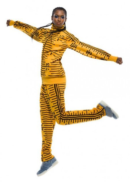 La colección completa de Jeremy Scott para Adidas Original para la primavera-verano 2012