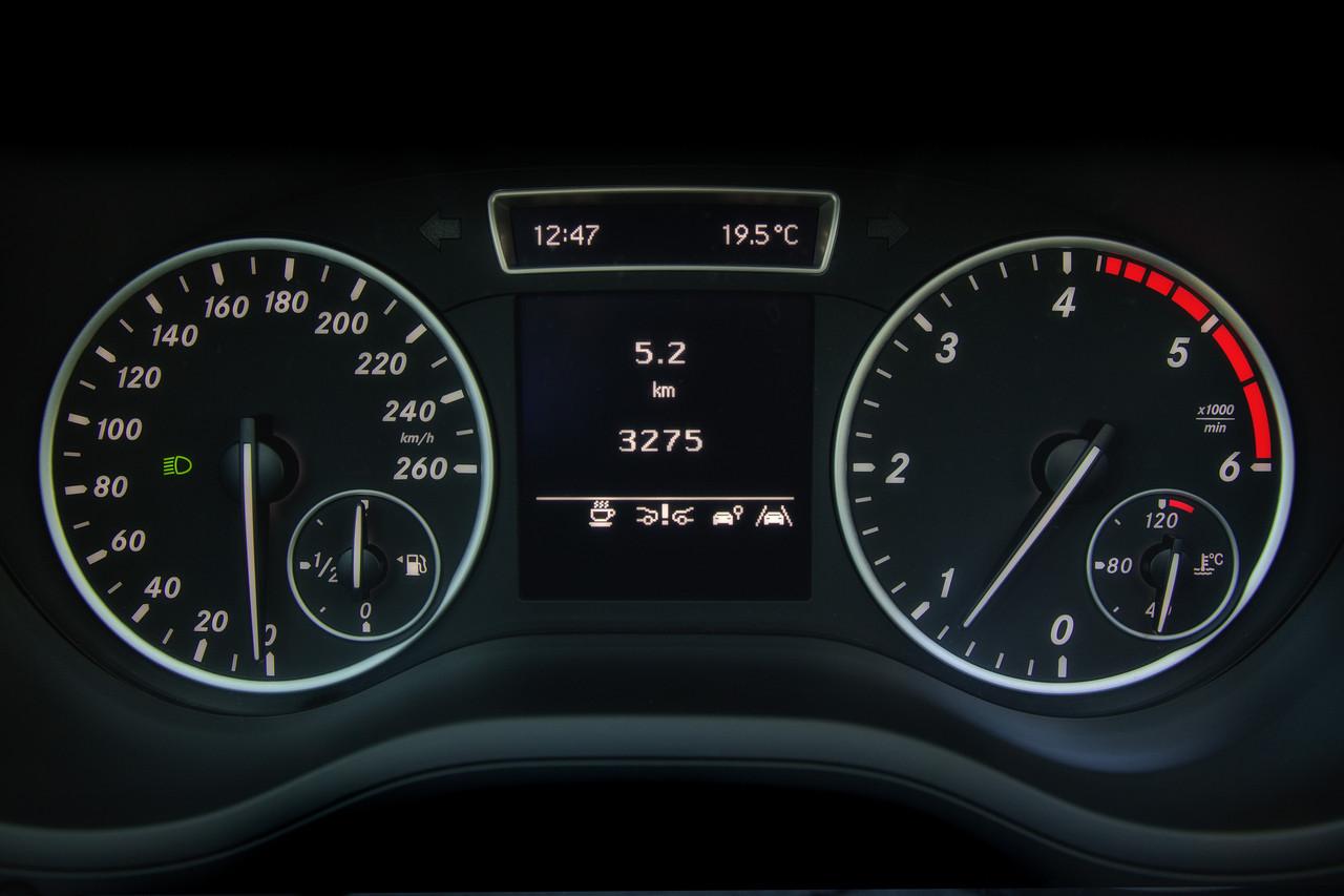 Foto de Mercedes-Benz Clase B (81/104)