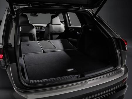 Audi Q4 E Tron Realidad Maletero