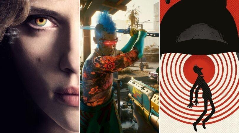 Seis planes imprescindibles para el final de semana: 'Cyberpunk 2077', 'Lucy', 'Matadero cinco' y demasiado más