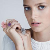 La rosa Dior vista por Victoire de Castellane
