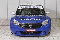 Dacia Lodgy, en el hielo antes que en el mercado