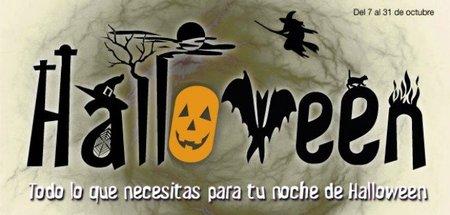 'El Corte Inglés'  te trae un Halloween de oferta