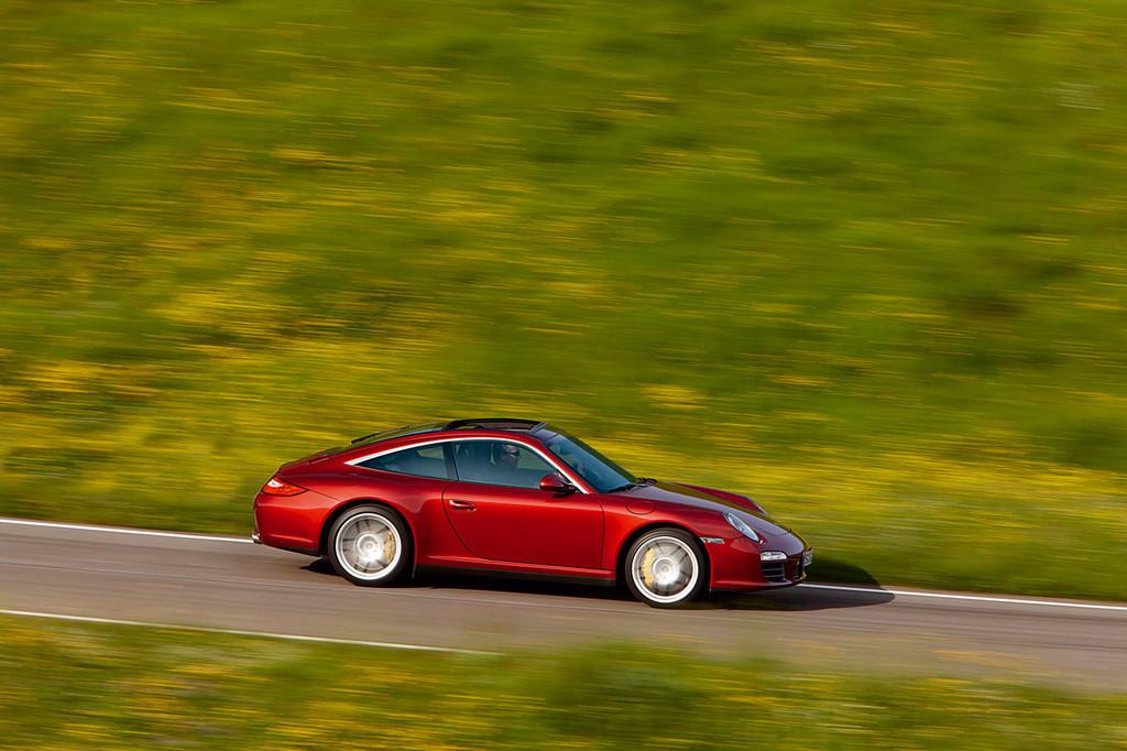 Foto de Nuevo Porsche 911 Targa (4/5)