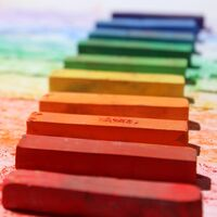 Las ceras de colorear mejor valoradas de Amazon con las que dar color a tu imaginación