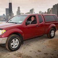 Esta Nissan Frontier 2007 ya superó el millón y medio de km