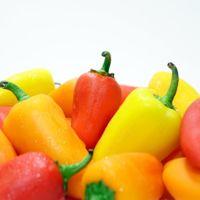 Las pirámides de la dieta vegetariana y vegana