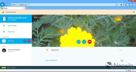 Skype para Navegadores