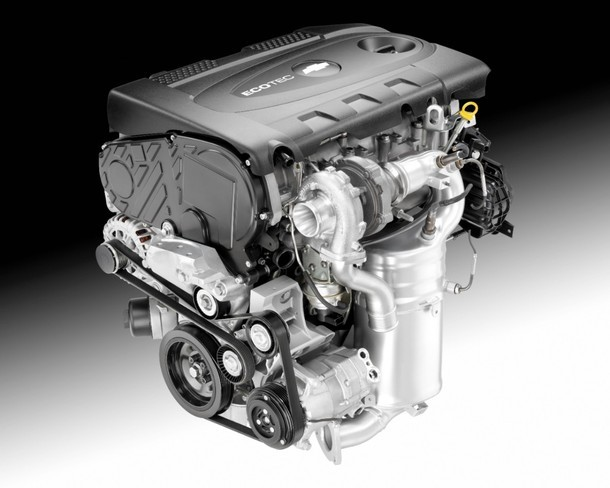 Motor Chevrolet Opel 2.0 VDCi