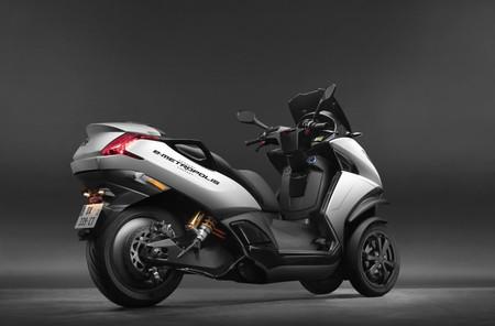 Peugeot E Metropolis 2019 1