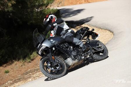 Harley Davidson Pan America 1250 2021 Prueba 010