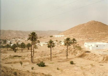 Matmata Landscape