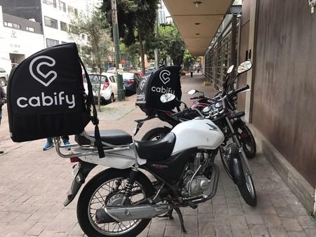 Cabify Express, la compañía también le entra al envío de paquetería en México