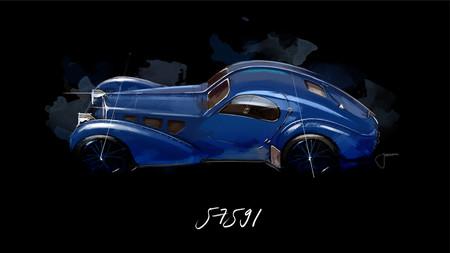 Bugatti 57591 Pope