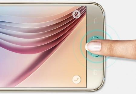 Otra ventaja del sensor de huella dactilar del Samsung Galaxy S6: autenticarnos en sitios web