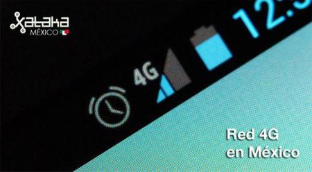 4G en México, toda la información