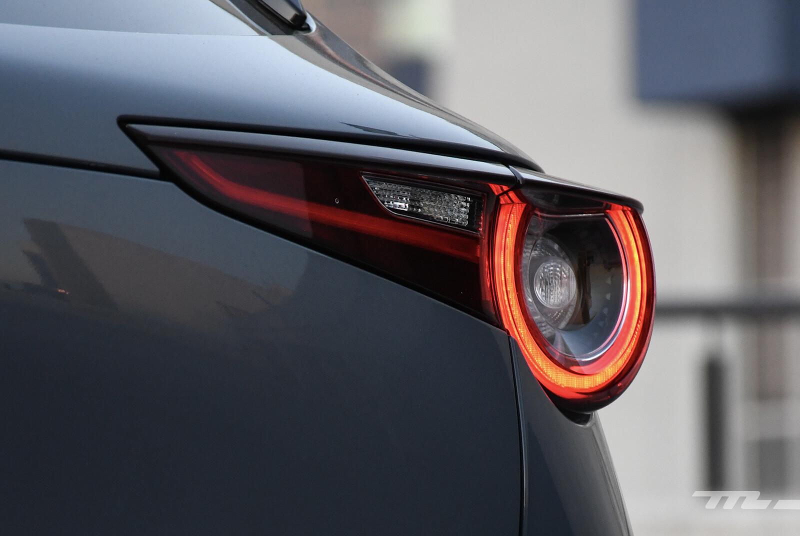 Foto de Mazda CX-30 turbo (prueba) (16/26)
